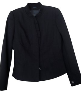 Tahari Button Down Shirt Black