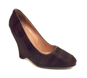 ALAÏA Black / Brown Pumps