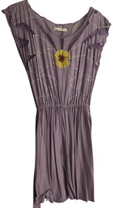 MINKPINK short dress Lilac Embroidered Summer on Tradesy