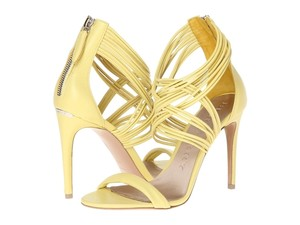 Burberry Gems Delabole Bright Yellow Sandals
