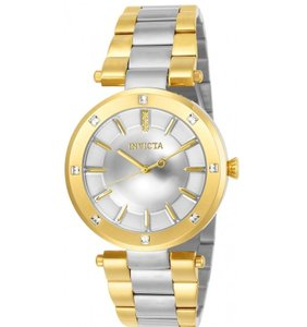 Invicta INVICTA Women's Angel Quartz Crystal Accented Bracelet Watch 23725