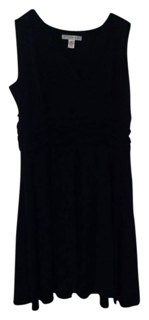 Studio AA Ruching Sleeveless Dress