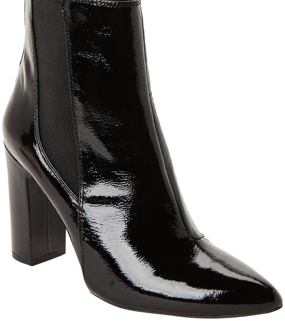 Vince Camuto Carbone Britsy Patent Leather Boots/Booties Size US 9.5 Regular (M, B) Vince Camuto Carbone Britsy Patent Leather Boots/Booties Size US 9.5 Regular (M, B) Image 1