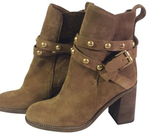 See by Chloé Studded brown Boots
