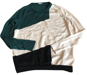 Fossil Color-blocking Sweater