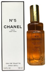 Chanel CHANEL N°5 Eau De Toilette 3.4 oz 100 ml
