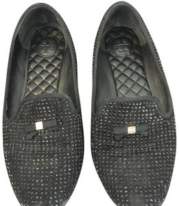 f0916ab31138 Black Tory Burch Flats - Up to 90% off at Tradesy