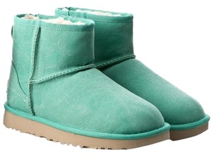 bccb53fb815 UGG Australia Verde Classic Mini Canvas Boots/Booties Size US 6 Regular (M,  B) 21% off retail