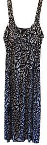 Black / White Maxi Dress by Style & Co
