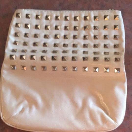 Chinese Laundry White Clutch