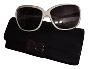 Dolce&Gabbana White Sun Glasses