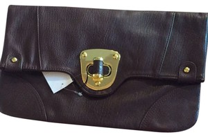 Urban Expressions Brown Clutch