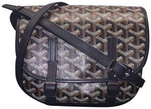 Goyard Black Messenger Bag