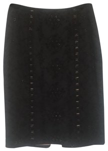 Rebecca Taylor Skirt black and nude