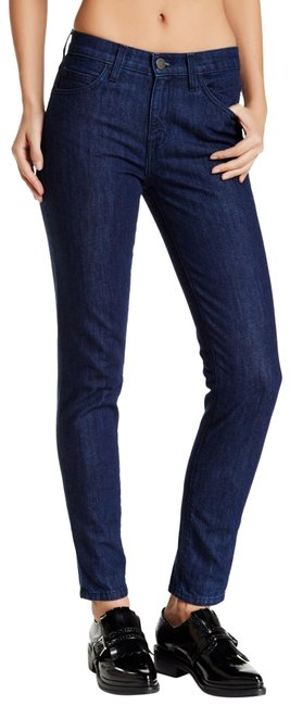 Item - Blue Dark Rinse  The Mamacita High Waisted In Utility Straight Leg Jeans Size 27 (4, S)