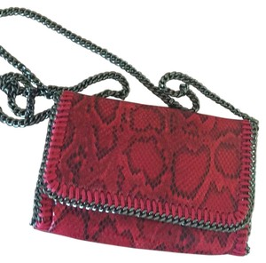 Steve Madden Red Clutch