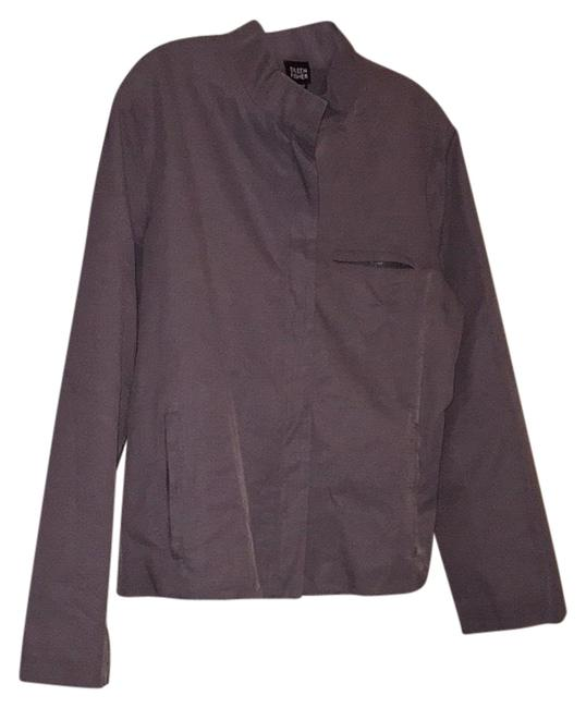 Item - Grape Cotton Jacket Size 12 (L)