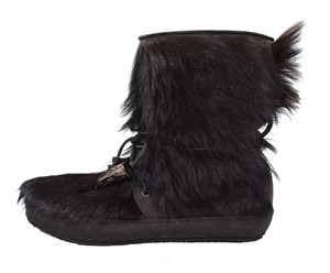 Moncler Brown Boots
