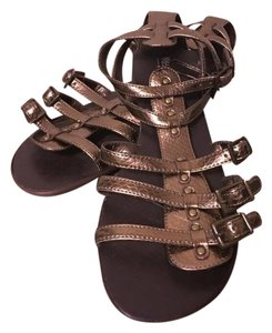 Mossimo Supply Co. Bronze Sandals
