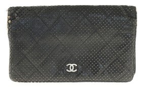 Chanel Perforated Bifold