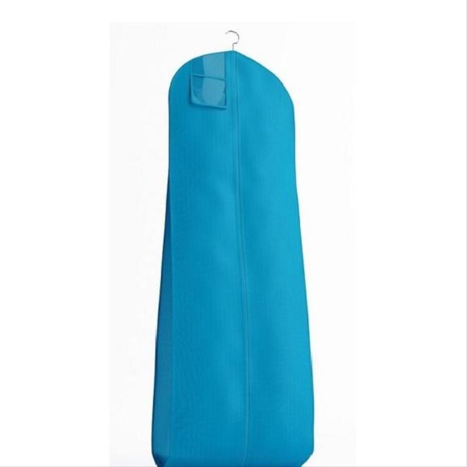 Aqua Wedding Gown Garment Bag - Tradesy