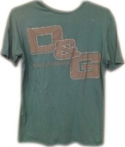 Dolce&Gabbana Dolce & Gabbana T Shirt light teal