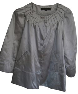 Nine West Top Silver- Gray