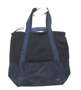 Lululemon Yoga Athletic Tote in blue