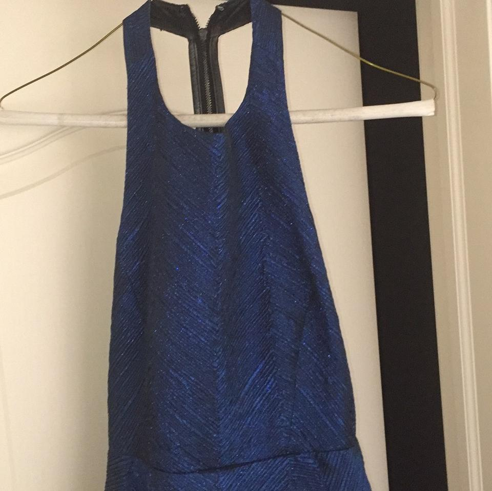 Alice Olivia Blue And Gown Style Number G407518216 Long