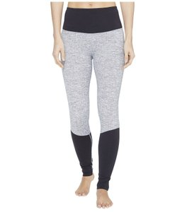 Manduka Manduka High Line Legging Yoga Pants in Herringbone Black sz XL