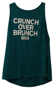 Victoria's Secret Crunch Over Brunch Racerback Tank