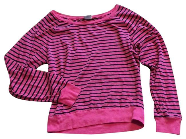 Item - Striped Pullover Tee Shirt Size 2 (XS)