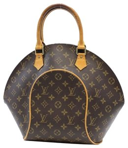 Louis Vuitton Ellipse Tote in Brown
