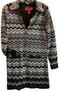 Missoni for Target Chevron Limited Edition Size 2 Trench Coat