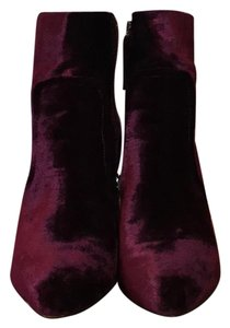Steve Madden Deep red Boots