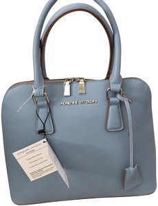 Adrienne Vittadini Satchel in Sky Blue