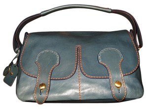 TOD'S Tods Benji Leather Hobo Bag