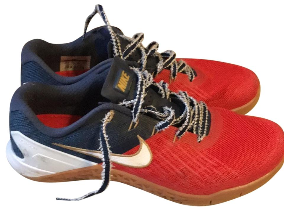 bdb6d01673dd6 Nike Red White and Blue Freedom Men's Metcon 3- Training Sneakers Size US  10.5 Regular (M, B) 39% off retail