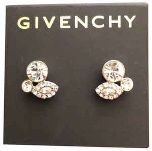 Givenchy Givenchy Clear Crystals Studs