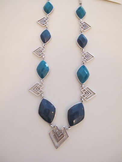 Lucky Brand 60% OFF! BRAND NEW Lucky Brand Set Stone Tribal Necklace