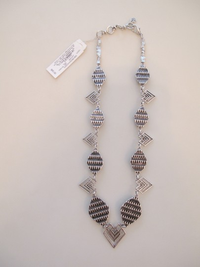 Lucky Brand 60% OFF! BRAND NEW Lucky Brand Set Stone Tribal Necklace Image 2