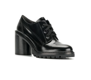 Marc Jacobs Oxford Lace-up 90s Black Pumps