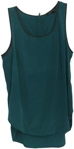 Kenneth Cole Sleeveless Top Teal