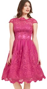 Chi Chi London Vintage Lace Dress