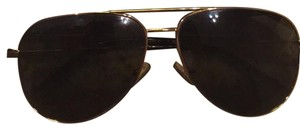 Saint Laurent Classic 11 Saint Laurent Aviator Sunglasses