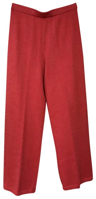 Item - Coral Ice Collection Elastic Waist Knit Pants Size 10 (M, 31)