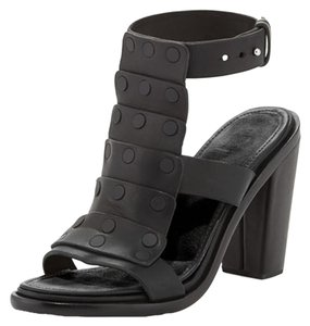 Rag & Bone Studded Leather Black Sandals