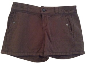 Anthropologie Shorts Khaki