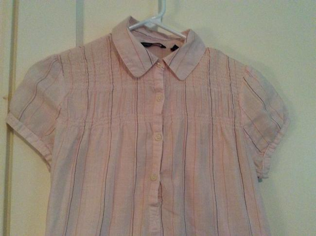 American Eagle Outfitters Button Down Shirt Ink