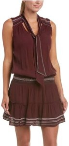 Parker short dress Raisin on Tradesy
